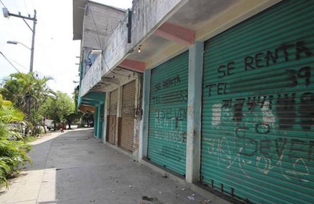 Cierran más de 3 mil negocios por violencia en Acapulco