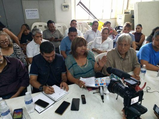 La CETEG culpa a el SNTE por campal en Acapulco