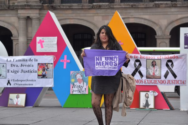 Urge base de datos para enfrentar el feminicidio