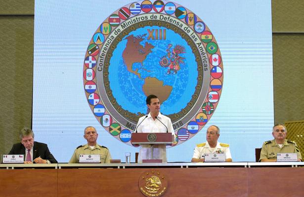 Peña Nieto aseguró que en su administración se invirtieron 35 mil millones de pesos