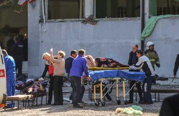 Explosión en un colegio en Crimea deja al menos 18 muertos y 50 heridos