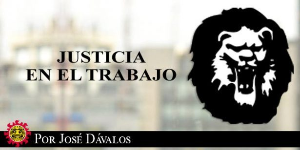 Justicia En El Trabajo / Contra contratos de protección