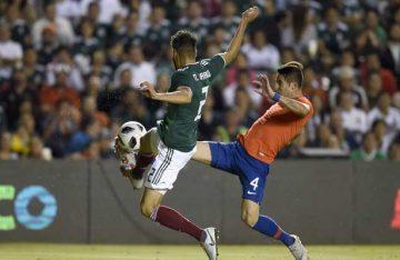 Chile se la volvió a aplicar a México