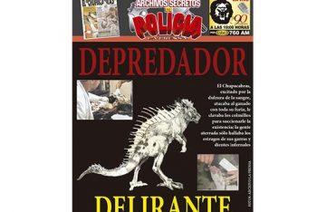 DEPREDADOR DELIRANTE