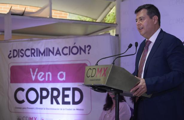 Pugna CDMX por acabar toda forma de discriminación Ramón Amieva