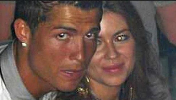 Cristiano Ronaldo pagó silencio de modelo