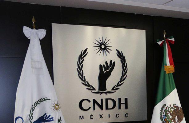 CNDH y CDHDF frenarán a quienes buscan minar su independencia