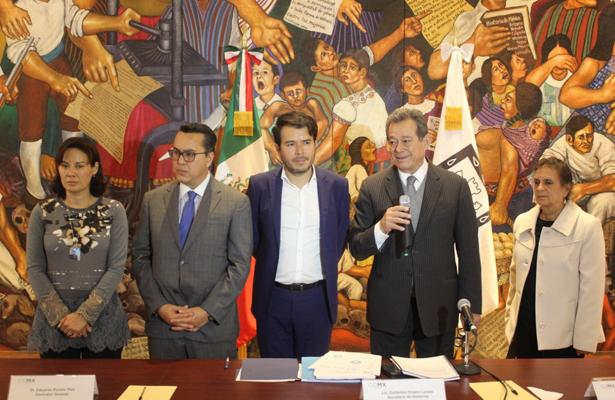 Garantizan transparencia en el proceso de transición: Guillermo Orozco