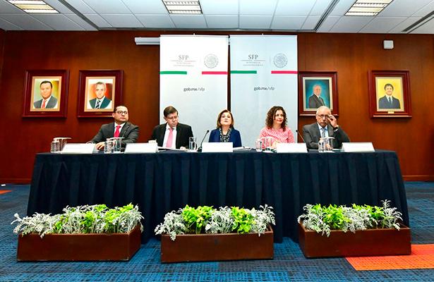 La transición del Poder Ejecutivo será transparente, confiable y ordenada, adelanta SFP