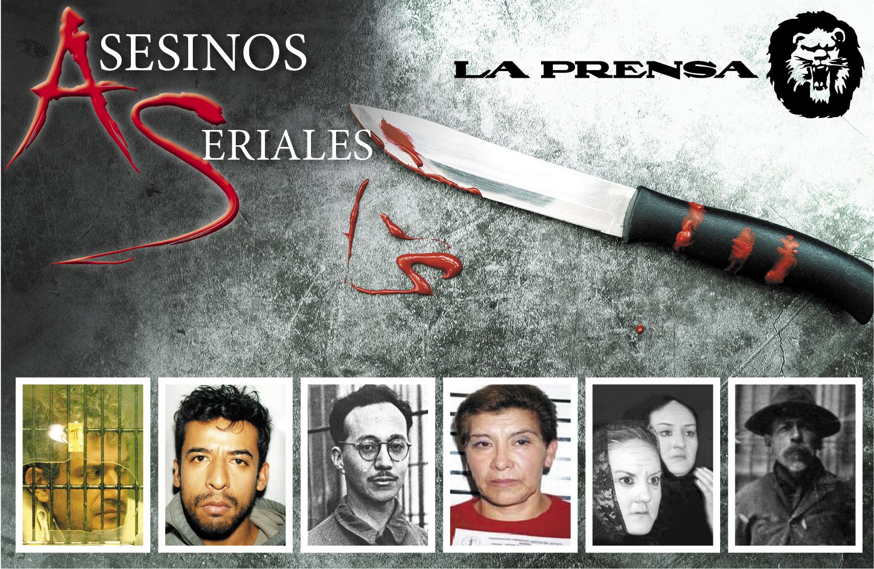 Los asesinos que sembraron terror en México