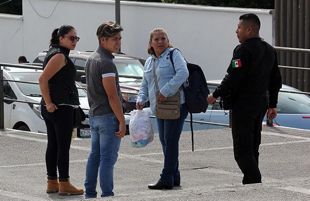 Aplazan para este martes  audiencia de los presuntos asesinos seriales de Ecatepec