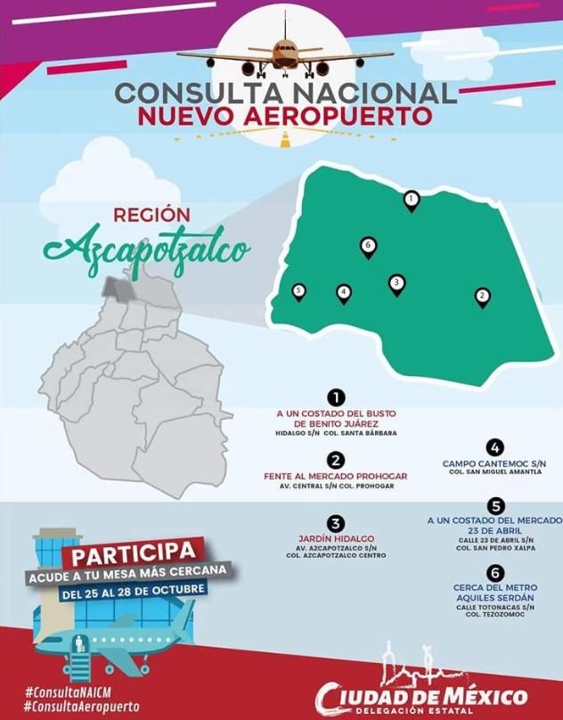 Espera López Obrador que un millón de personas participen en consulta