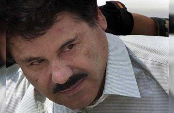 """Reducen número de cargos contra """"El Chapo"""" Guzmán"""