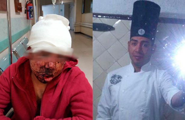 Pasar la noche con una chica casi le cuesta la vida a joven chef