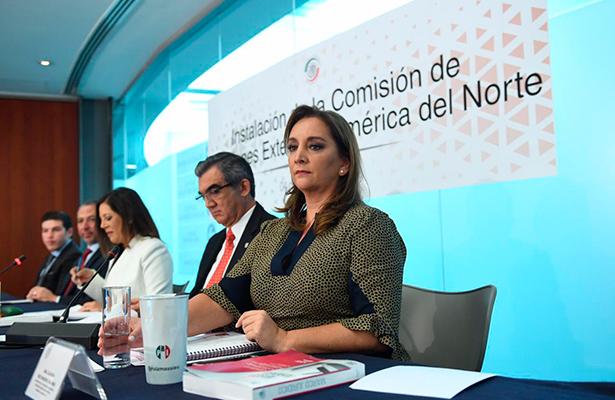 La integración de América del Norte debe traducirse en beneficios para las familias mexicanas: CRM