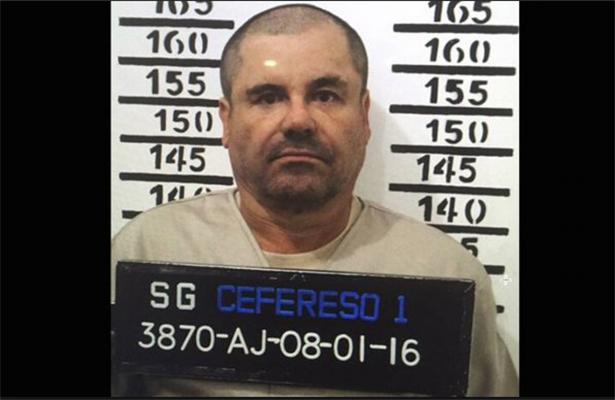 """Inicia el 5 de noviembre juicio al mayor traficante del planeta en EU, """"El Chapo"""""""