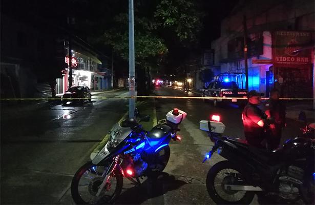 Arrojan granada al interior de bar en Oaxaca
