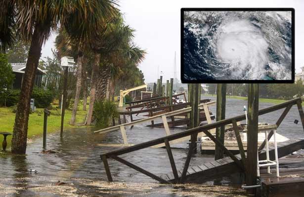 Huracán Michael toca tierra en Florida