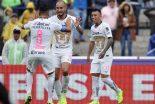 Lluvia de goles entre Pumas y Tigres
