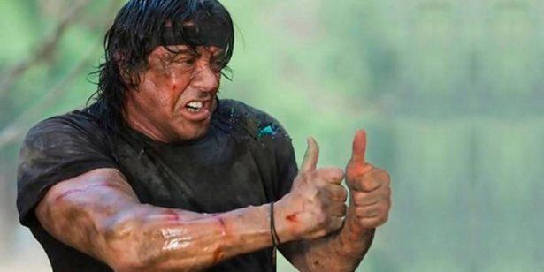 Studio Universal ofrece fin de semana lleno de acción con saga de Rambo