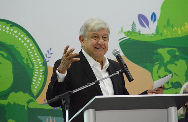 Presidente electo presenta programa Sembrando Vida que reactivará el sureste mexicano