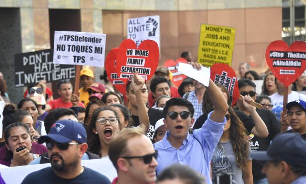 Una corte de apelación en EEUU falla a favor de los inmigrantes del DACA