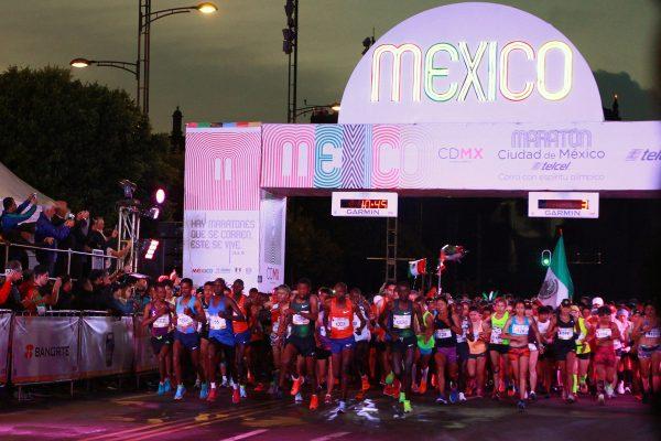 Reconocen a maratón capitalino con Etiqueta Oro y certificado Evergreen