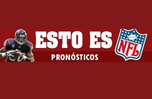 Pronósticos semana 10 NFL