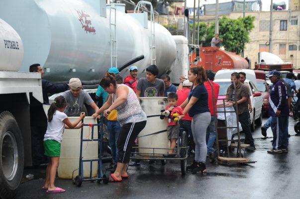 CAEM pide a mexiquenses  continuar con el ahorro de agua