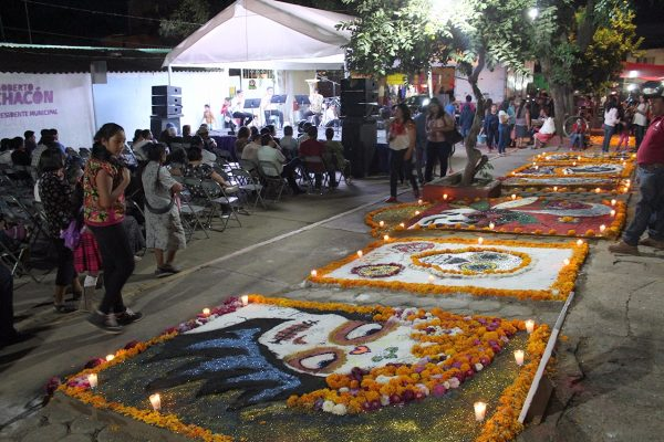 """Comparte Zaachila con """"los muertos"""", la grandeza de su cultura viva"""