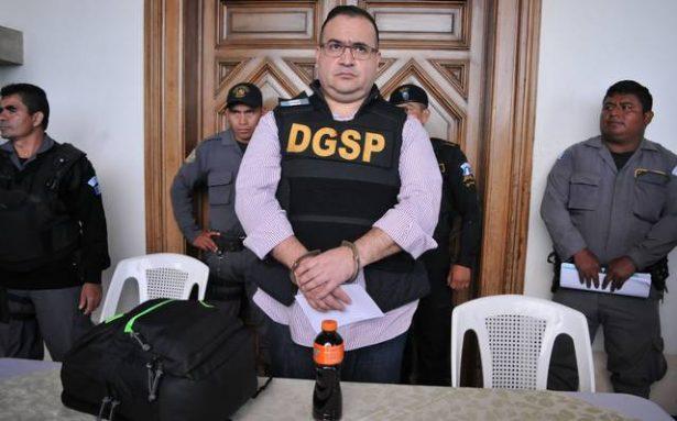Apelará Javier Duarte contra la sentencia de nueve años