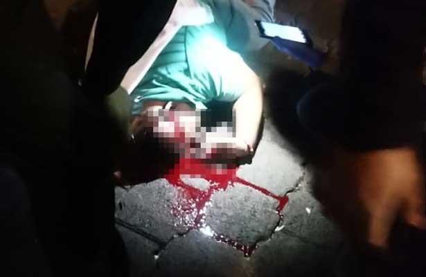 Asesinan a Policía Federal en el Deportivo Oceanía