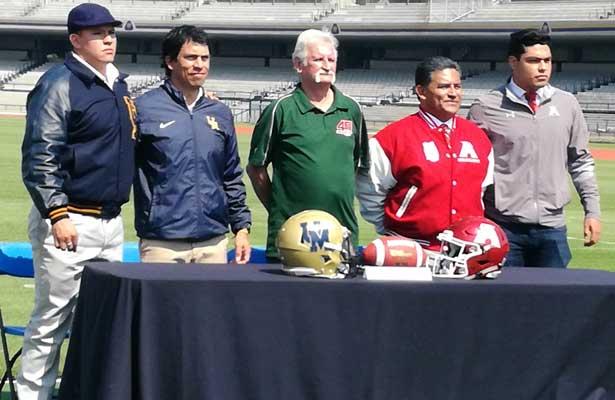 Pumas CU y Águilas Blancas prometen espectáculo deportivo y familiar