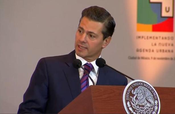 Peña Nieto aseguró que se mantiene estabilidad macroeconómica