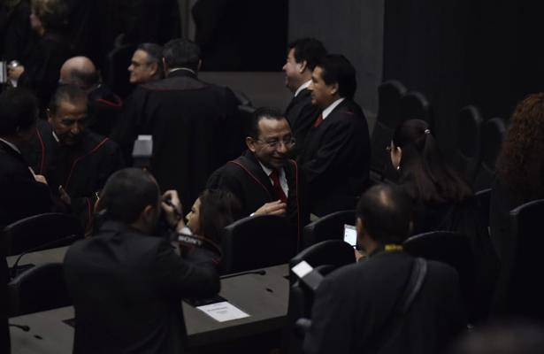 El magistrado Rafael Guerra Álvarez es elegido presidente del TSJ-CDMX