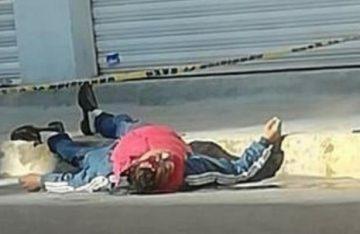 Justiciero 'se echa' a un ladrón de celulares en Tecámac