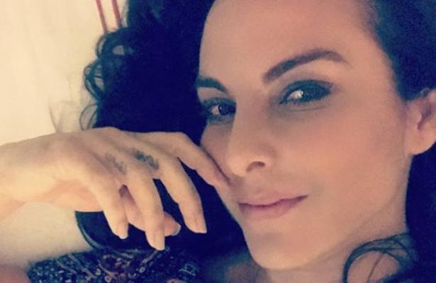Posa Kate del Castillo para Playboy México