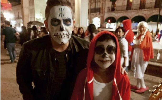 El director de Coco está en México por Día de Muertos