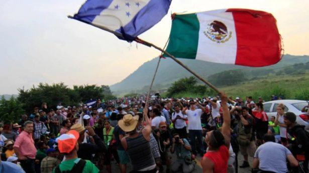 Gobierno de Veracruz apoya a Caravana Migrante