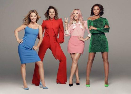 Spice Girls anuncian reencuentro, pero sin Victoria Beckham