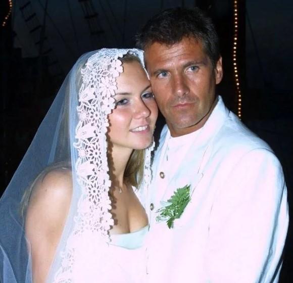Michelle Vieth asegura que Grettell Valdez abortó un hijo de Héctor Soberón