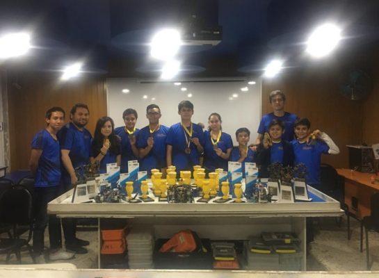 Equipo de robótica de México va por el campeonato mundial en Tailandia (VIDEO)