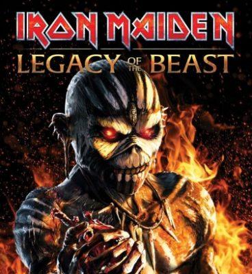Iron Maiden anuncia nueva fecha de concierto en México
