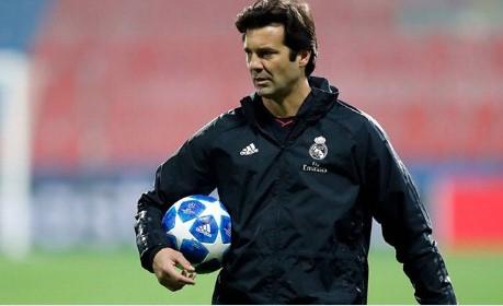 Santiago Solari se queda como técnico del Real Madrid