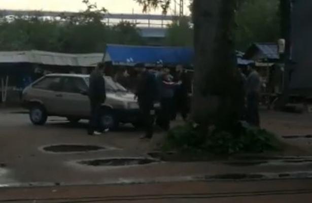 Plomean a presuntos crimInales en panteón de Sinaloa (VIDEO)