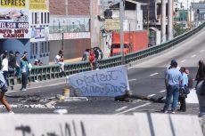 Operativo en la México-Pachuca fue por asalto a gasolinera: Raymundo Collins