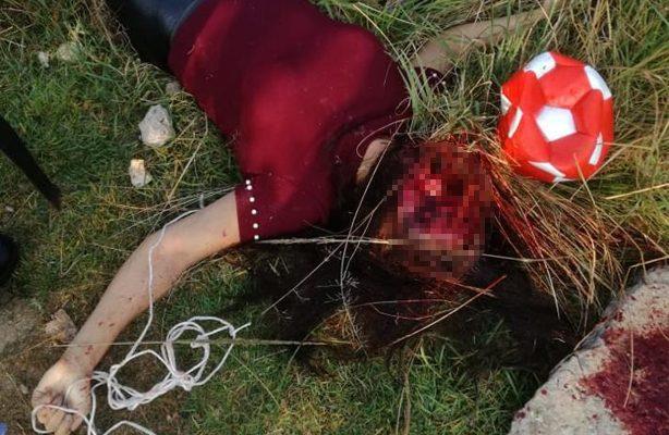 A golpes, terminan con la vida de una mujer en Atizapan, Edomex