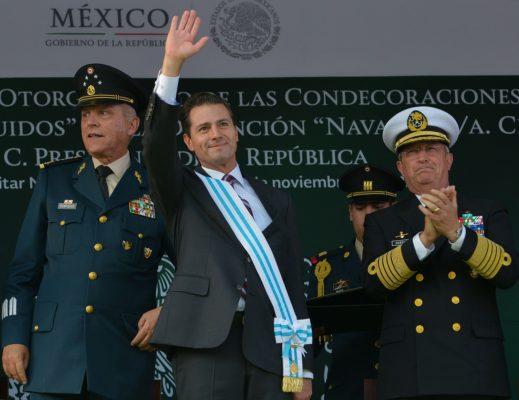 Marinos y militares continuarán en las calles el próximo gobierno: Soberón Sanz