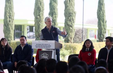 Pase directo a universidades estatales a alumnos mexiquenses de bachillerato con promedio de 9