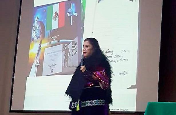 Capacita AEM a jóvenes de pueblos originarios, en ciencia y tecnología espacial
